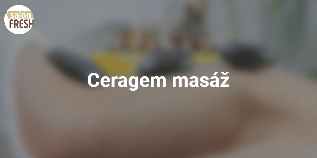 Akupresúrna masáž Ceragem